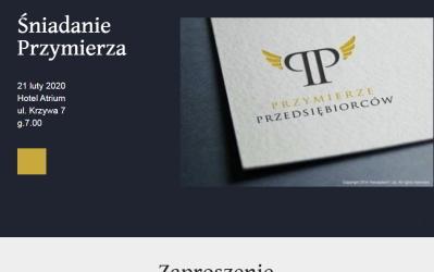 21.02.2020 – Śniadanie Przymierza, Gość: Zdzisław Dąbczyński, Inspiracje idrogowskazy